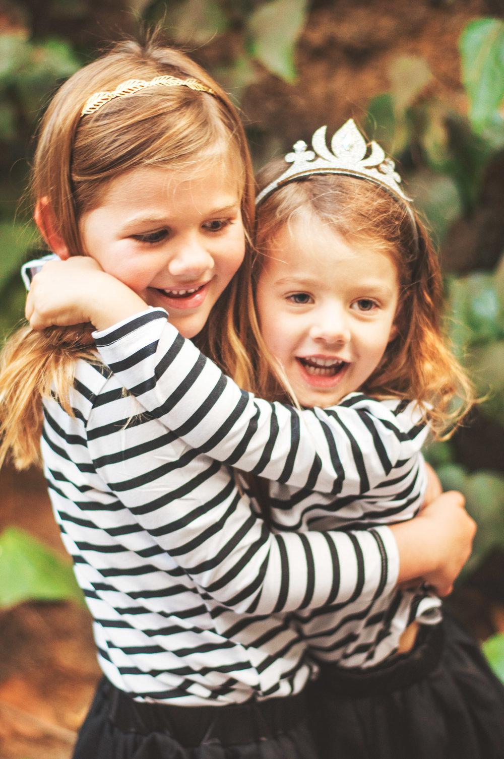 ziering girls preschooler and toddler wearing twin clothes