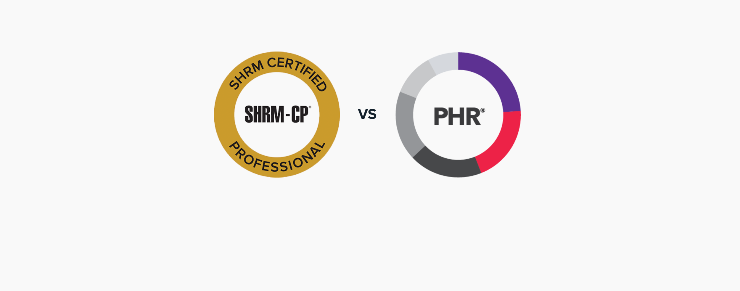 Hr Certifications Shrm Vs Hrci