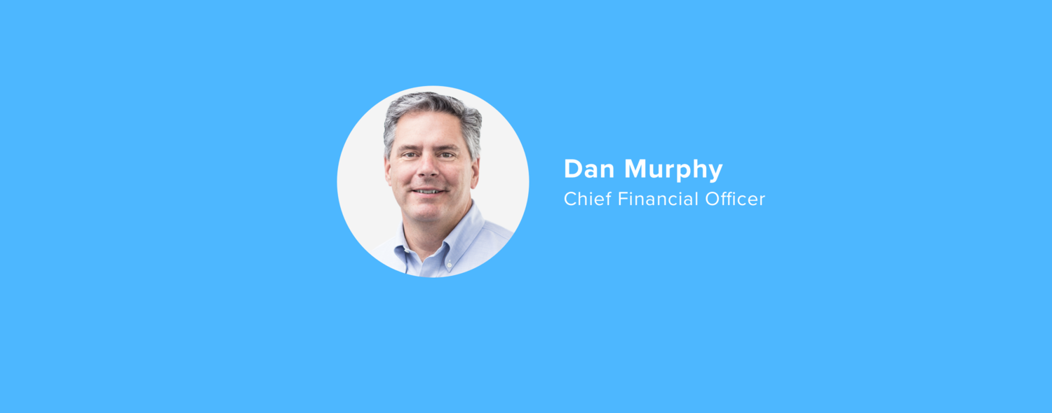Meet Dan Murphy, Namely's CFO