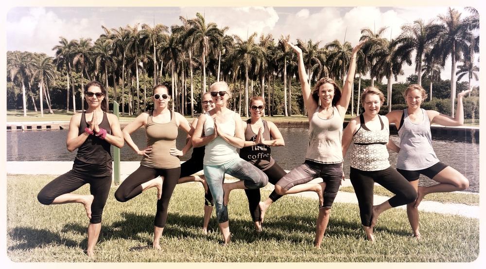 Za Yoga Clients