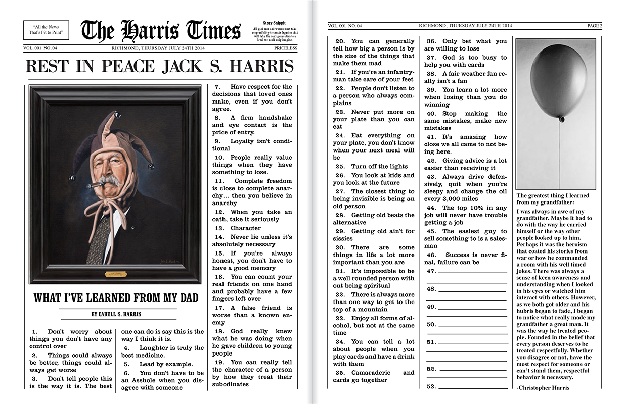 The Harris Times