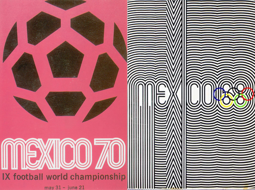 WorldCupPoster-1970MexicoComparison