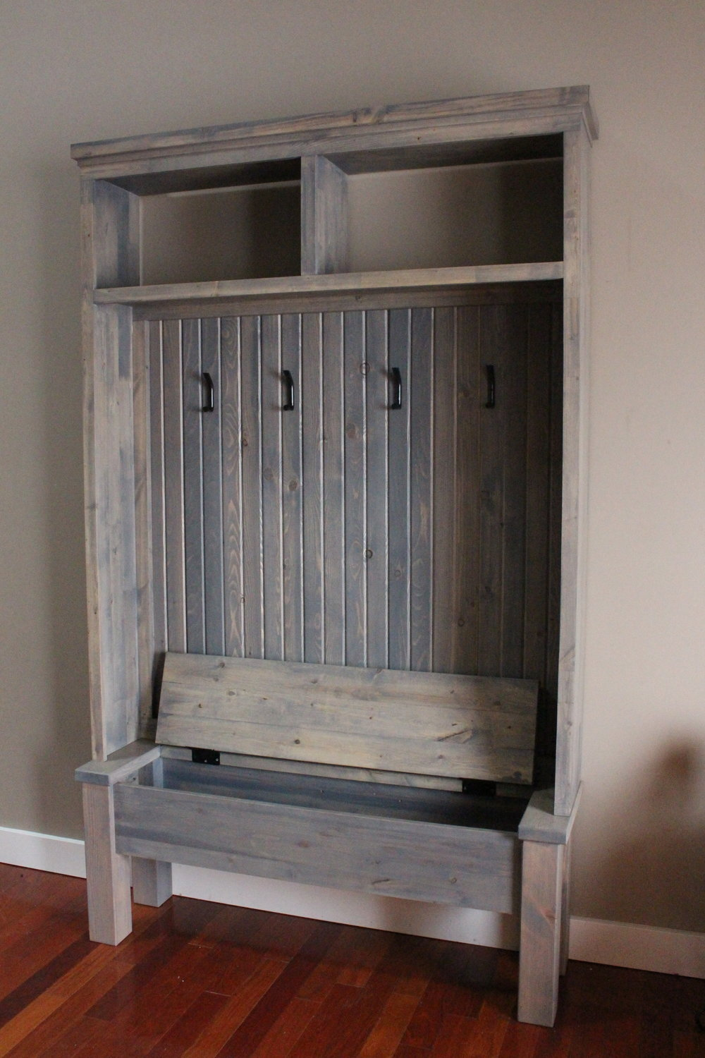 Simple and elegant storage -