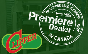 Clipper Seed Cleaner Dealer Canada