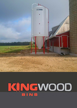 Kingwood Grain Bins