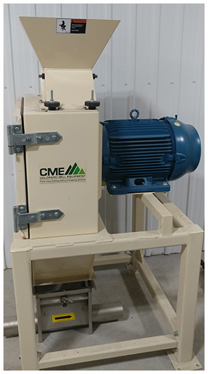 CME_Hammer Mill Installation_NV