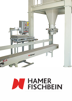 Manual bagging System by Hammer Fischbein