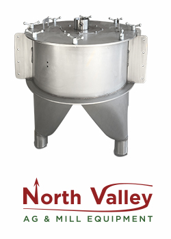 North Valley Private label Dehuller