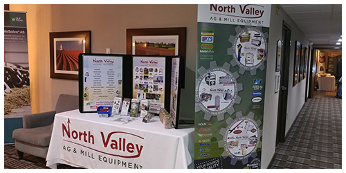North Valley Ag & Mill at the PEI Soil & Crop Conference