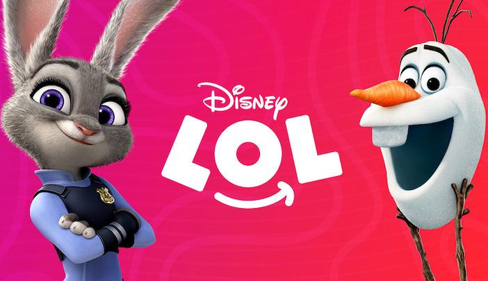 Disney LOL (2017)