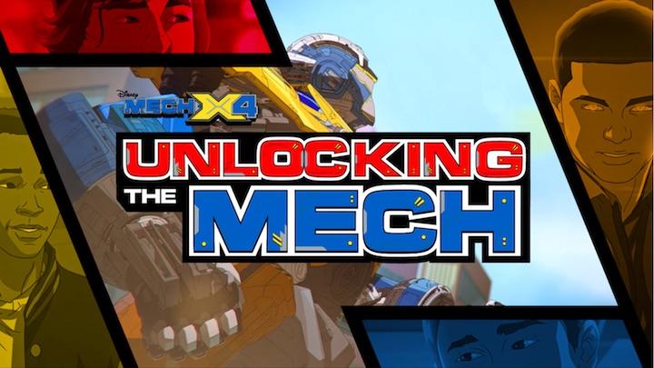 Mech X-4: Unlocking the MECH (2017)