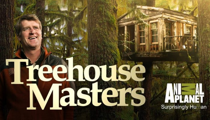 Treehouse Masters (2018)
