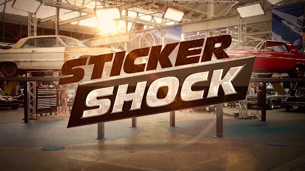 Sticker Shock (2018)