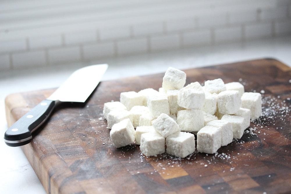 Coat tofu