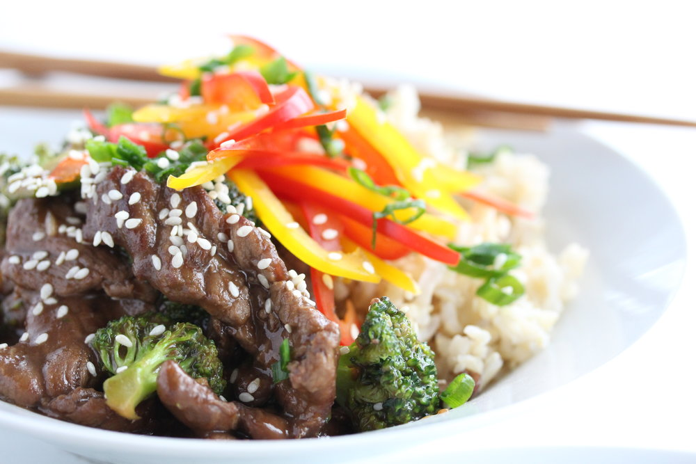 Healthy Beef and Broccoli Stir Fry