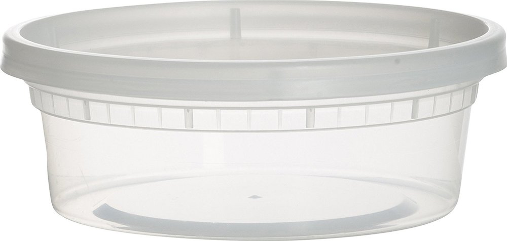 Small Containers (8 oz.)
