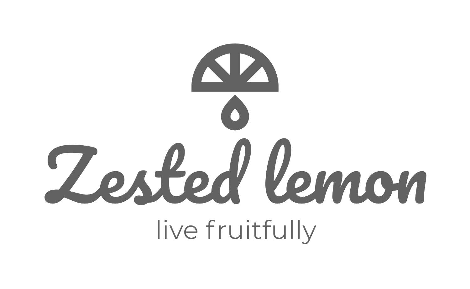 Zested Lemon
