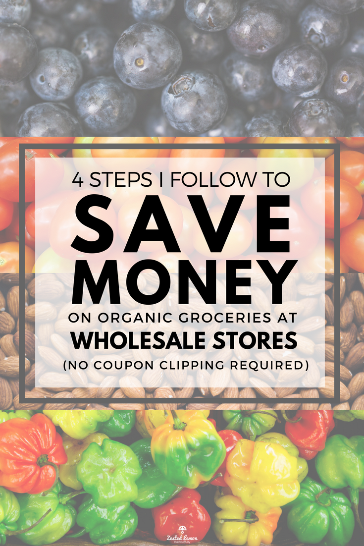 Save Money at Wholesale Stores