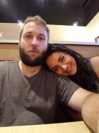 Anthony and Karina