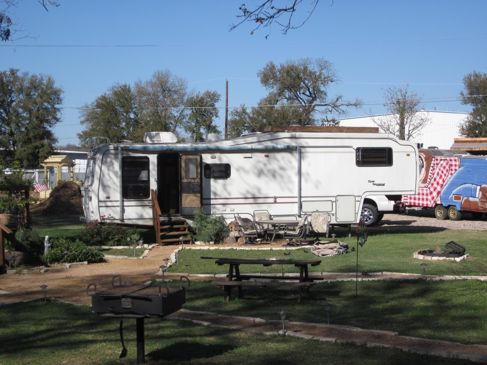 5th Wheel - Donated Home