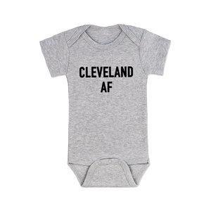 8a7743983e54 Cleveland AF Onesie