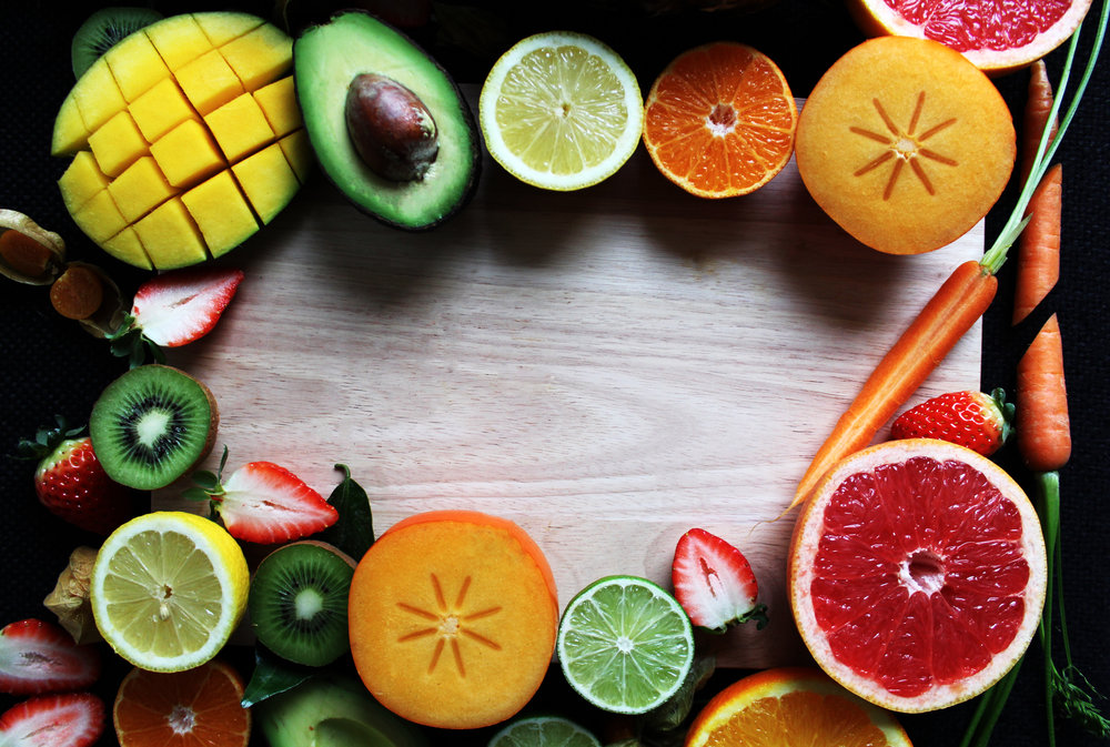 Citrus fruit is a natural remedy for menopause and can help reduce hot flashes.
