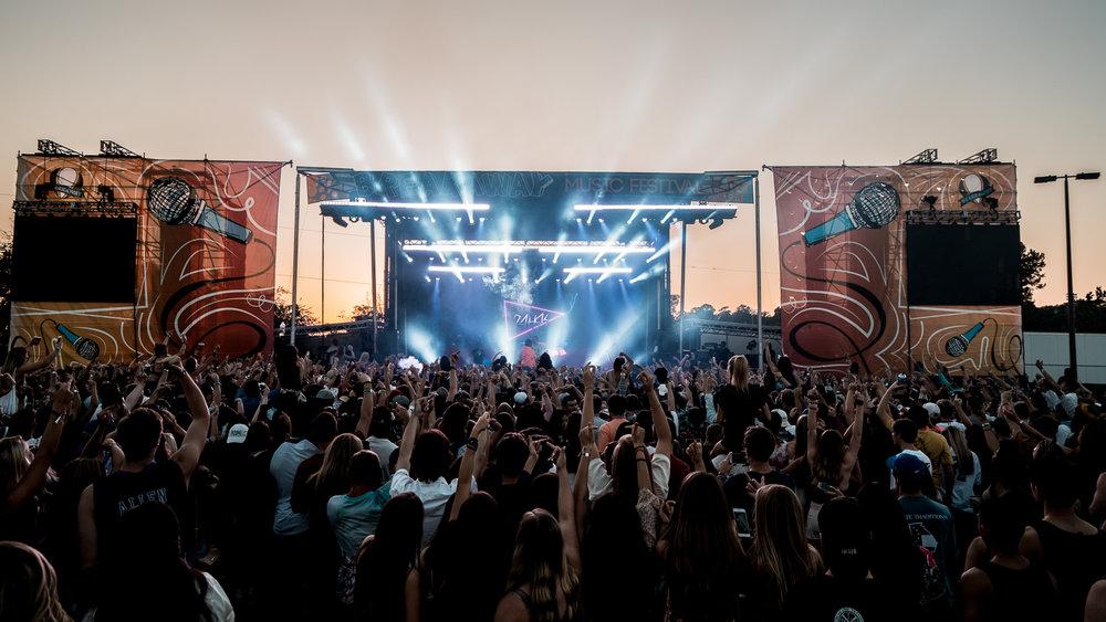 Breakaway Music Festival - Charlotte, NC