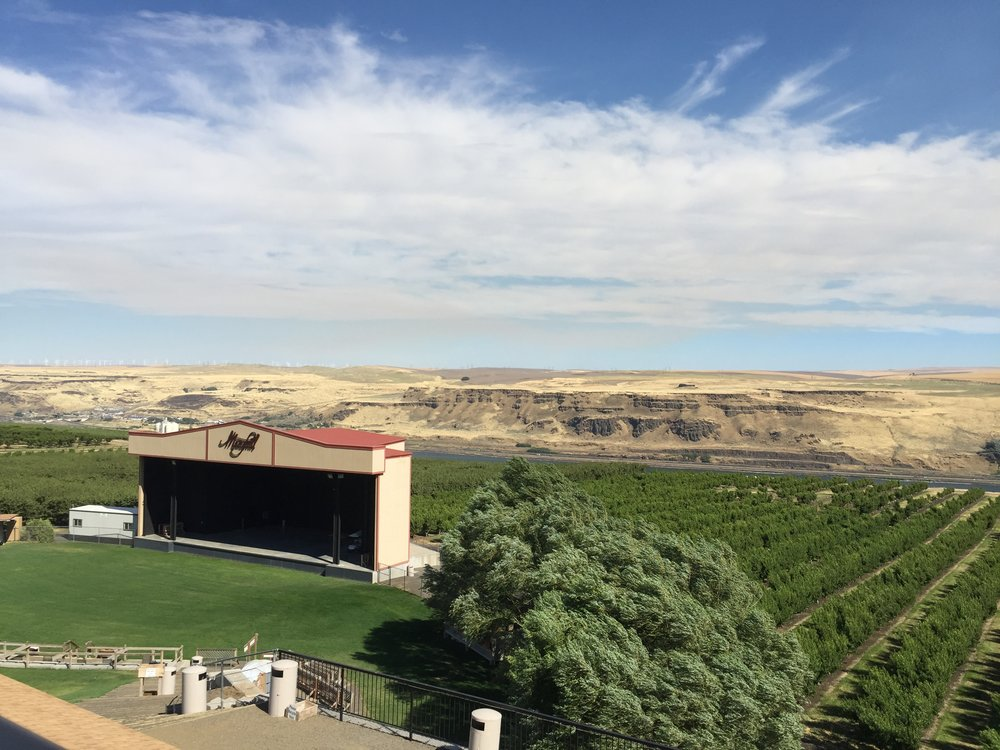 Maryhill Winery Ampitheatre
