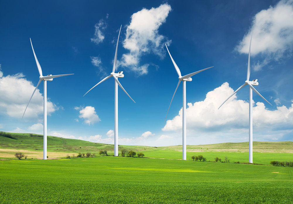 We support   Green Energy and Public Services.    Learn More