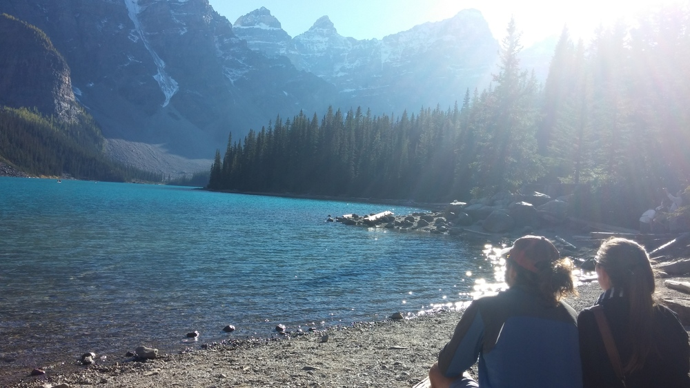 Banff National Park, Alberta Canada