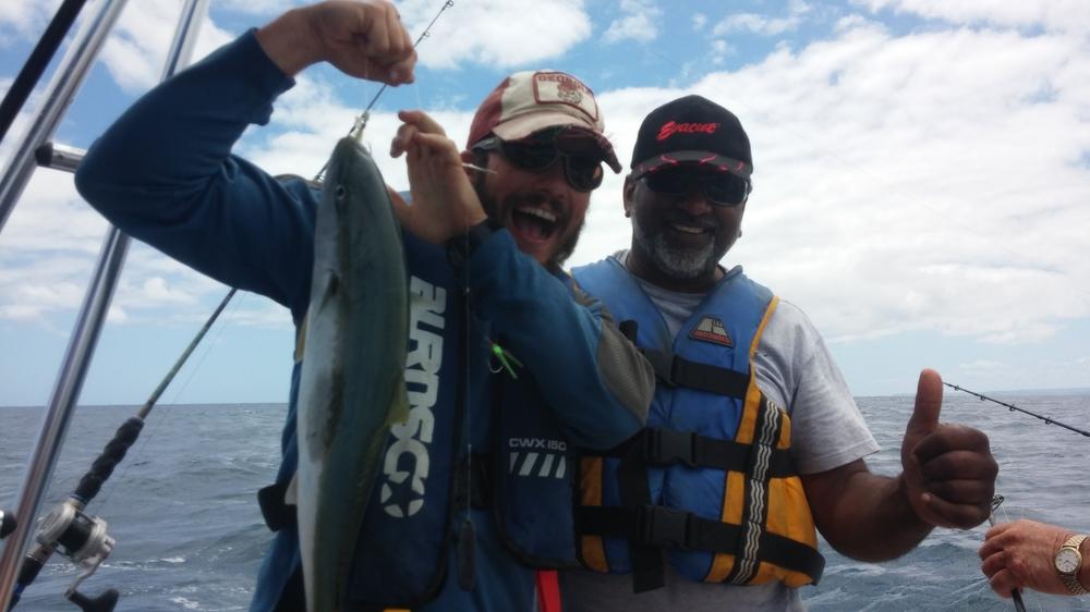 King fish!