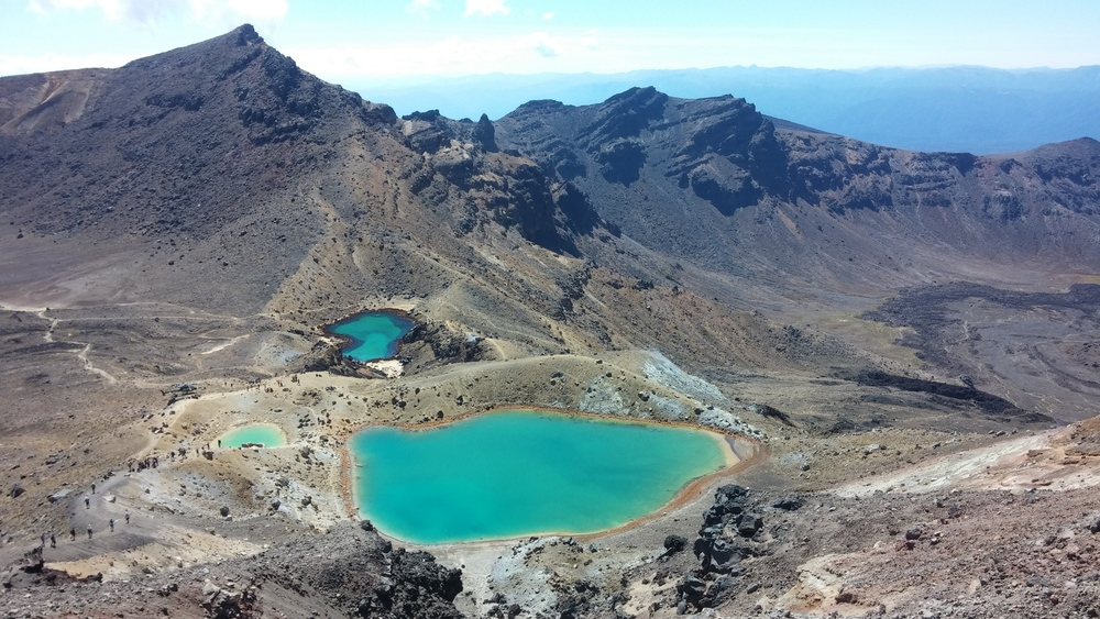 Tongariro Crossing, North Island