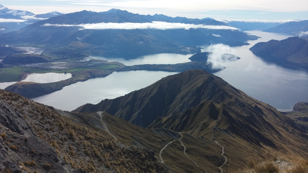 Roy's Peak, South Island