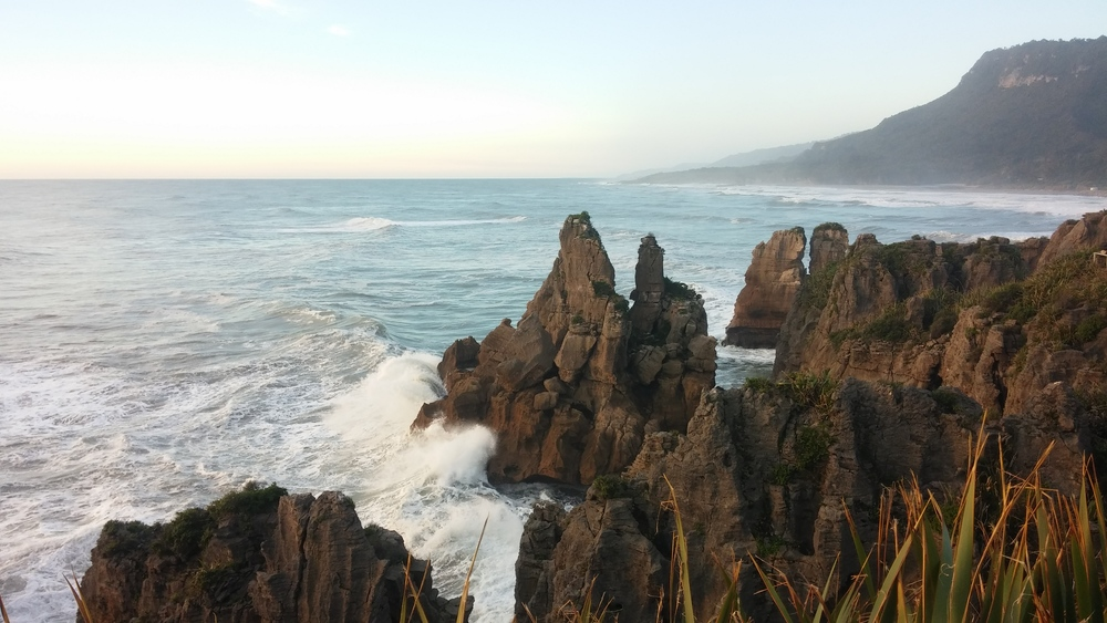 Pancake Rocks, South Island