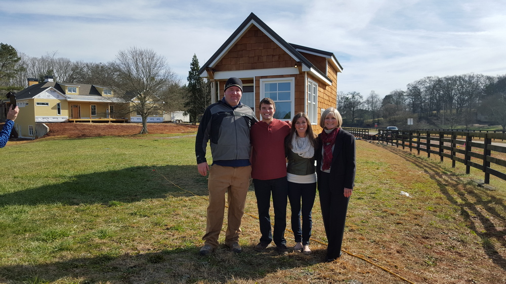 Pleasant Peek Into Our Hgtv Tiny House Hunters Experience As Backpackers Go Largest Home Design Picture Inspirations Pitcheantrous