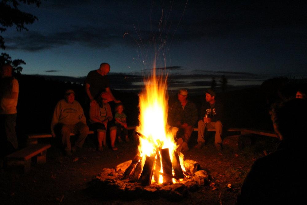 Nuventure Travels #nuventures campfire vermont