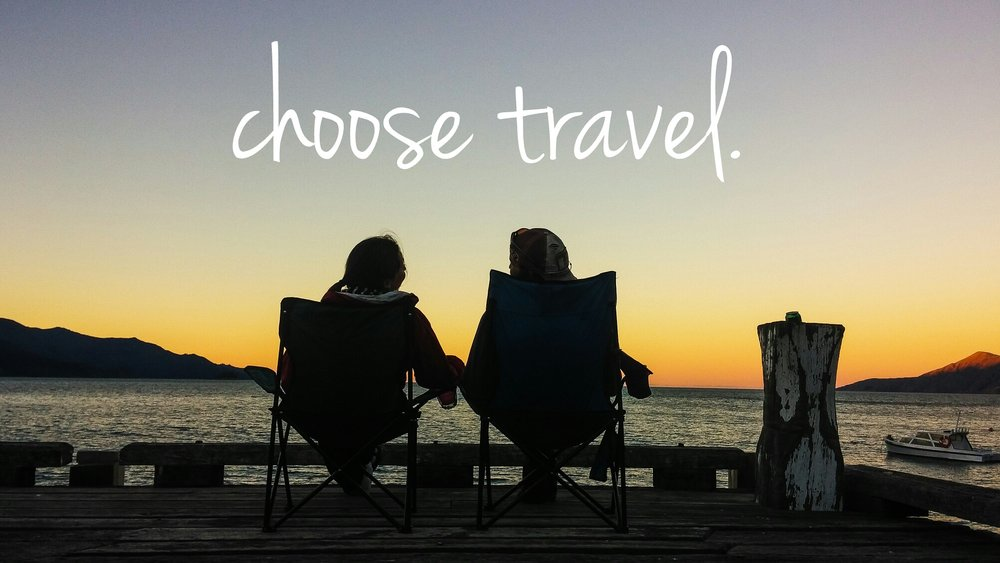 Choose Travel.