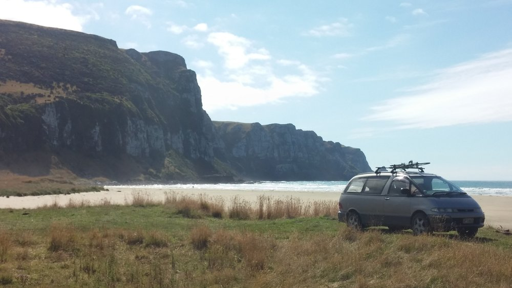 Buying and Selling a Campervan in New Zealand