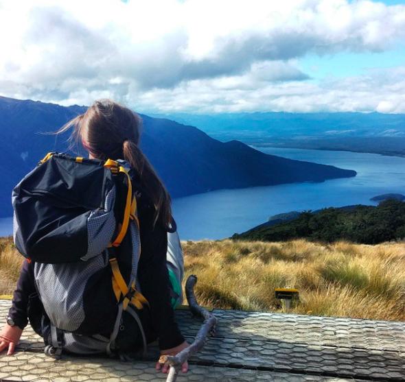 Kepler Great Walk, New Zealand