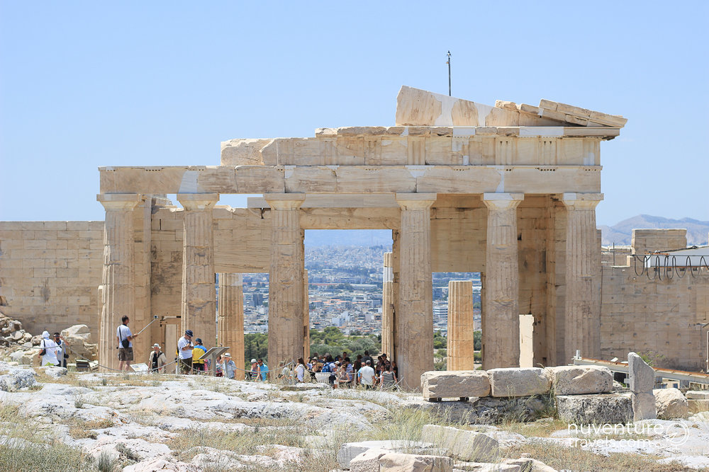 NuventureTravels.com Tips to Visit the Acropolis and Parthenon in Athens, Greece