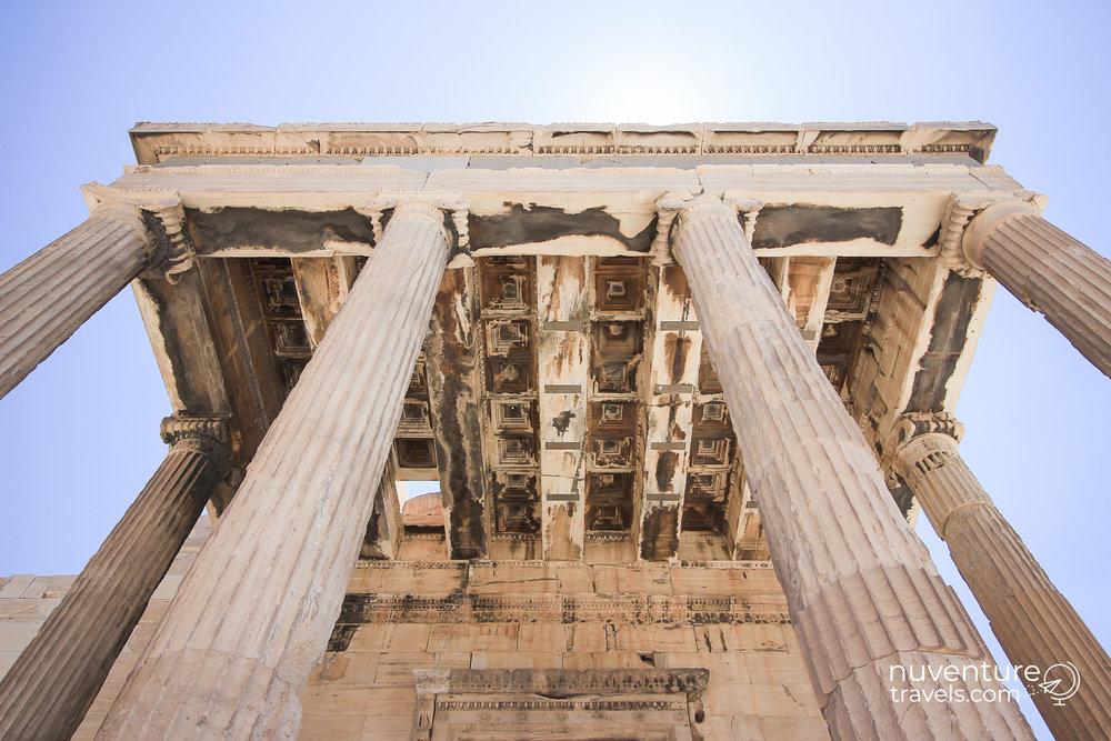 10 fun facts about the acropolis parthenon in athens greece