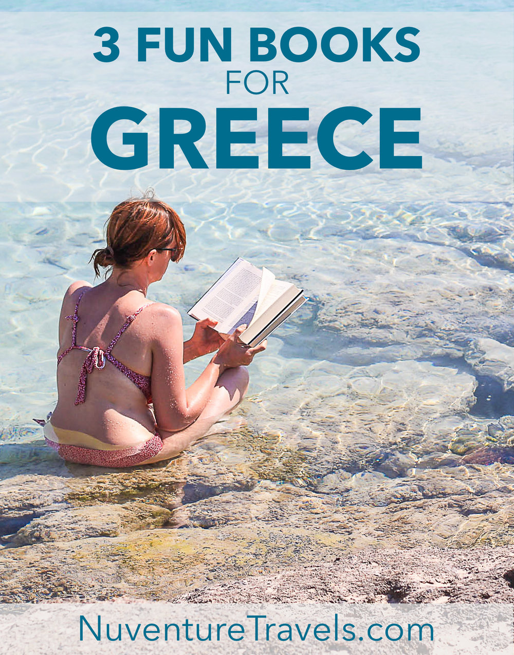 3 Fun Recommended Books for Traveling to Greece