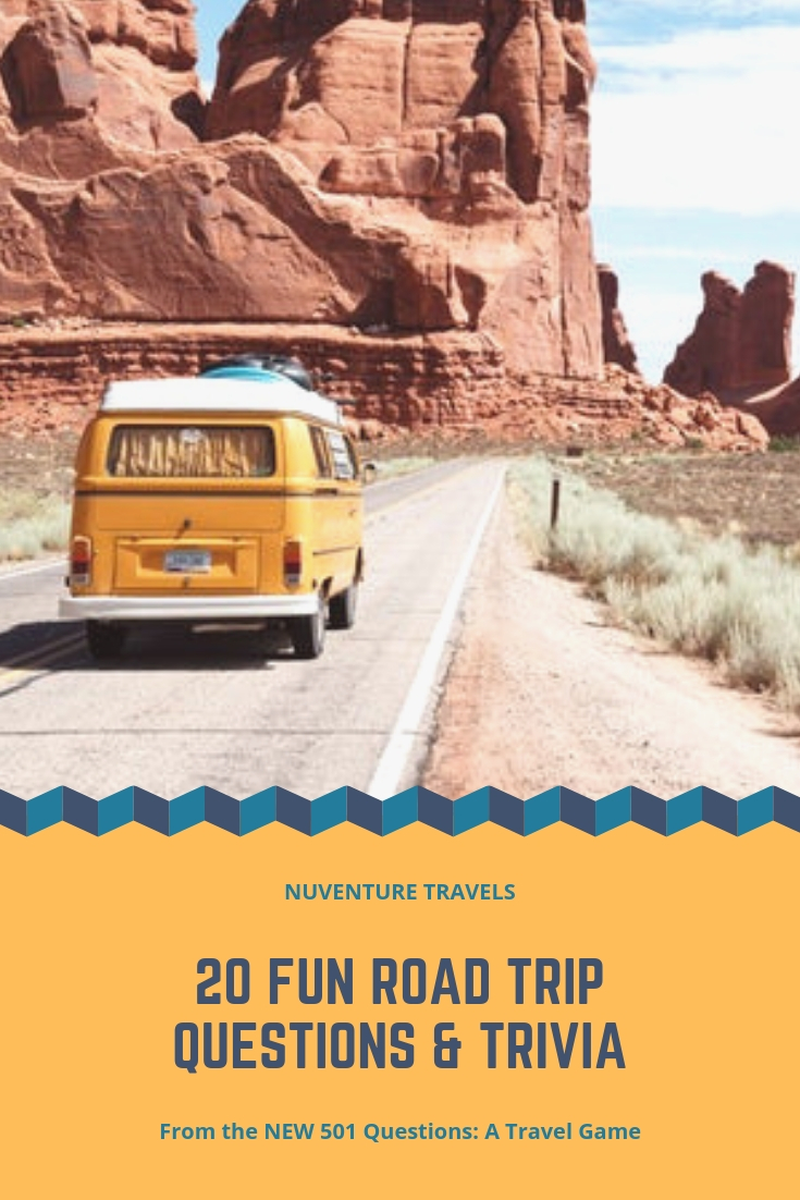 20 Fun Road Trip Questions, Trivia, and Conversation Starters