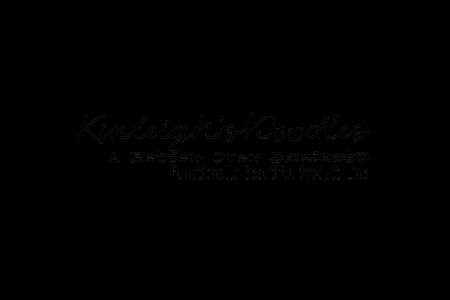 Kinleigh's Doodles - Horizontal Logo - Black Transparent.png