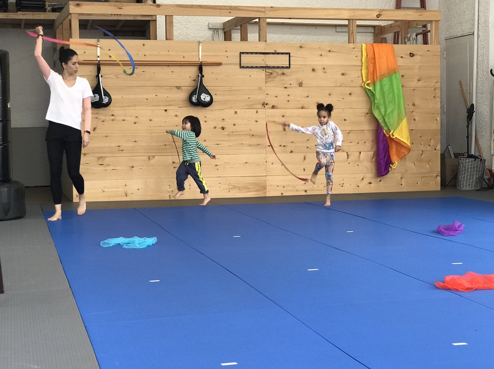 Debut Kids Creative Dance/Movement class