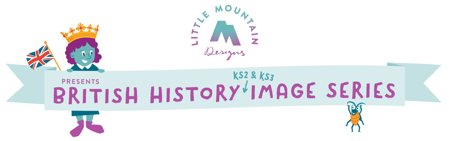Key Stage Two British History Image Series