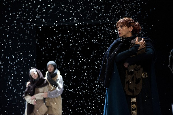 Review of the U.S. premiere of Dunsinane, from Scottish playwright David Greig. (Chicago Reader)