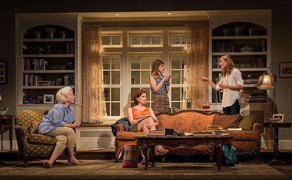 Review of Rapture, Blister, Burn at the Goodman Theatre. (Chicago Reader)