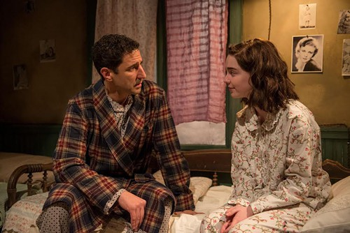 Review of  The Diary of Anne Frank  at Writers Theatre. (Chicago Reader)
