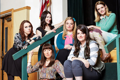 Q&A with The Katydids, a Chicago based improv group who now write, co-executive produce, and star in the TV Land series Teachers. (Chicago Reader)